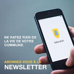 abonnez-vous à la newsletter
